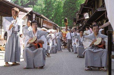 奈良井宿夏祭り<中止となりました>