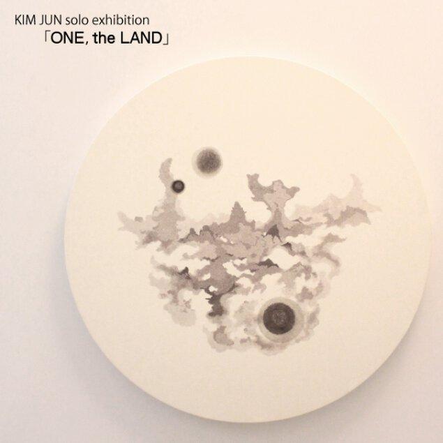 ONE,the LAND KIM JUN solo exhibition<中止となりました>