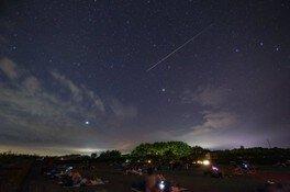 ペルセウス座流星群観望会2019
