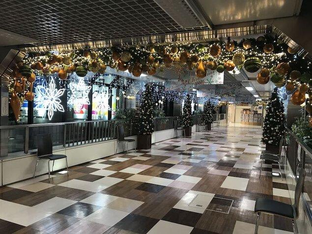 クリスマスイルミネーション 町田東急ツインズ【一部休業・営業時間短縮】