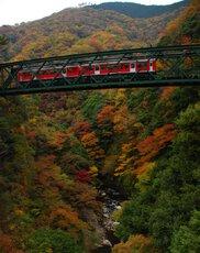 出山鉄橋(早川橋梁)