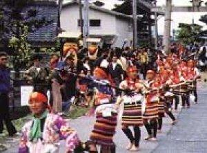 杉之木神社 ケンケト祭