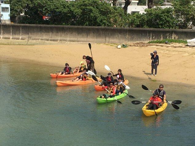 第26回 羽地ダム鯉のぼり祭り2019 アウトドア体験イベント