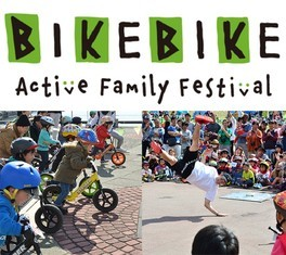 BIKE BIKE Active Family Festival