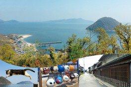 香川銀行歩っ人ウォーク 佐柳島と多度津まち歩き