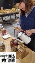 コーヒーの淹れ方講座 第1回~バリスタにドリップコーヒーの淹れ方を習う~