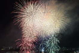 第48回加古川まつり花火大会