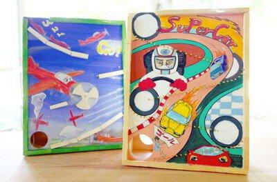 夏の自由研究におすすめ!昔懐かしい10円ゲーム風カラクリ貯金箱をつくろう!