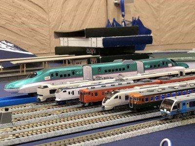 鉄道模型(Nゲージ&プラレール)走行会(6月)
