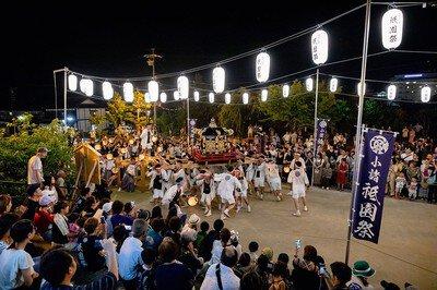 【2020年開催なし】健速神社例大祭「祇園祭」