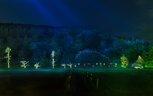 メナード青山リゾート ライトアップ