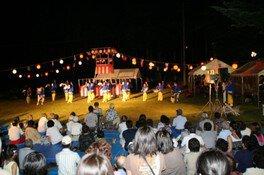 竜神盆踊り
