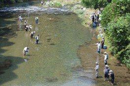 坂本地区釣り大会
