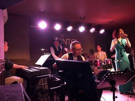 Happy Jazz Live Dr小畑孝廣Quartet+Vo伊藤綾