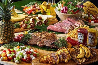 アゴーラ ビアガーデン2020 ~meatful BBQ~