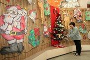 """""""たのしさいっぱい""""クリスマスの凧と絵本"""
