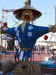 第36回 中田かかし祭