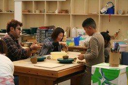 陶芸講座~ごちそうの器:盛り鉢~