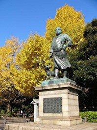 上野恩賜公園の紅葉