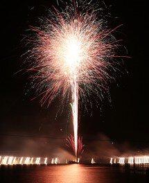 【2020年開催なし】大竹・和木川まつり花火大会