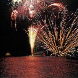 1262芦ノ湖夏まつりウィーク 湖水まつり花火大会
