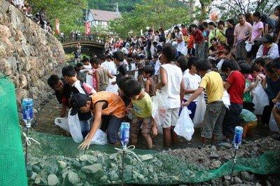 大川上美良布神社夏祭り