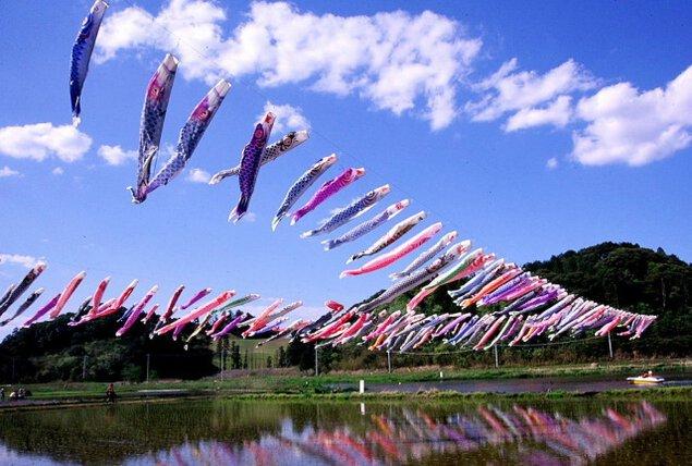 いきいき山田 鯉のぼりまつり メインイベント