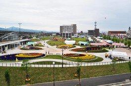 長岡市花いっぱいフェア