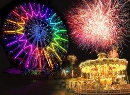 【2020年開催なし】浜名湖パルパル 花火ナイト