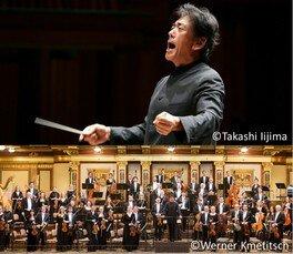 大和証券グループ Presents 佐渡裕指揮 トーンキュンストラ―管弦楽団(NHKホール)