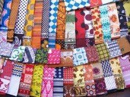 アフリカ布を楽しむ暮らしFair@伊勢丹立川