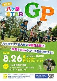 八ヶ岳STARGP(ストライダー大会)