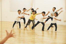 夏休みミュージカルダンス体験ワークショップ