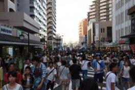 JR守山駅西口広場