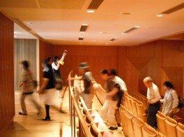 横浜みなとみらいホール 避難訓練コンサート