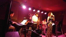 夏!Jazz Live Dr小畑孝廣Quartet+Vo伊藤綾
