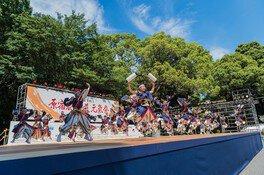 原宿表参道元氣祭 スーパーよさこい2019