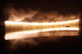 【2020年開催なし】第70回さがみ湖湖上祭花火大会