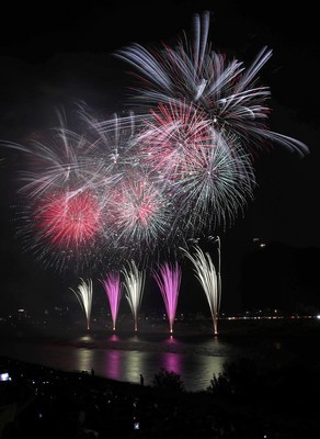【2020年開催なし】第63回 全国選抜長良川中日花火大会