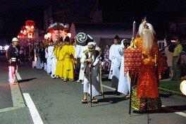 矢放神社祭り