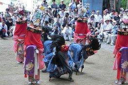 下名栗諏訪神社の獅子舞 ~伝統文化と歴史にふれる旅~