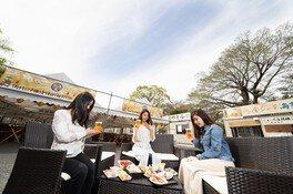 名古屋城金シャチ海鮮市場BEER&BBQ