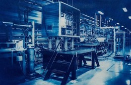 土佐和紙を使った古典写真技法ワークショップ「サイアノタイプ」