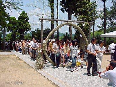 安仁神社まつり