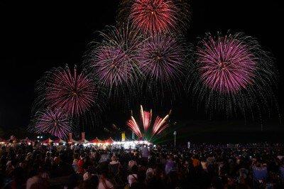 【2020年開催なし】たるみずふれあいフェスタ2019夏祭り