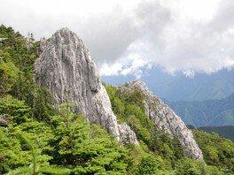 南アルプス・光岳を目指そう!川根本町トレーニング登山  第1弾 新緑の蕎麦粒山&三ツ合