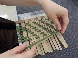 親子考古学教室 第2回「火起こし・編み物作り体験」