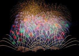 【2020年開催なし】第13回安曇野花火