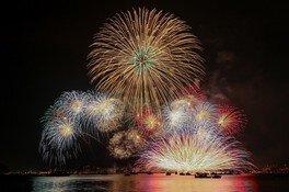 【2020年開催なし】2019広島みなと 夢 花火大会