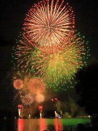 【2020年開催なし】第59回水戸黄門まつり 水戸偕楽園花火大会